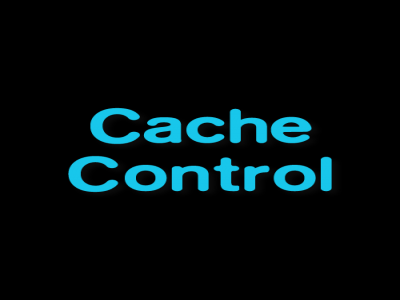 Free Extensions for Joomla!®: CacheControl
