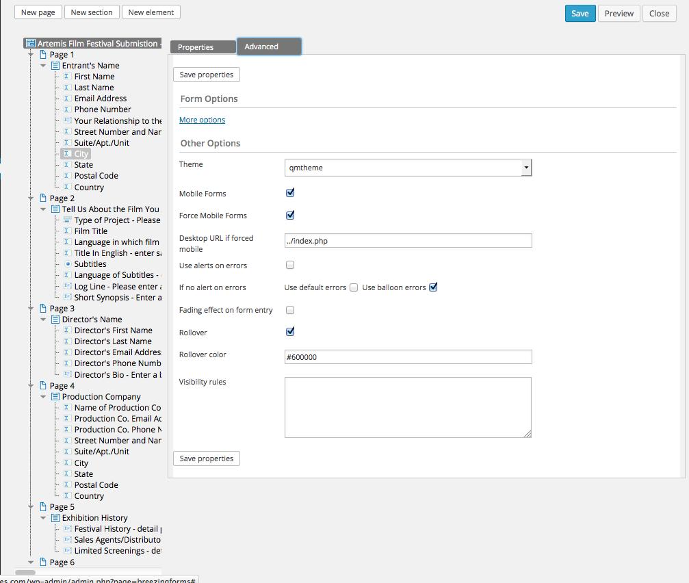 mailback  radio group, abiltity to print form - Forums - Crosstec