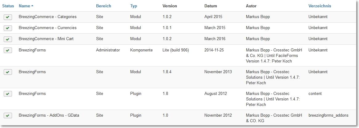 Formular mit Smartphone => keine Admin Mail - Forums - Crosstec