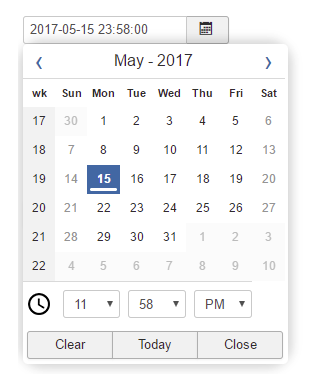 Time And Date Calendar Date and time Calendar   Forums   Crosstec
