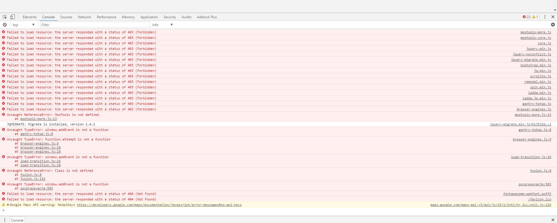 Bootstrap joomla problem - Forums - Crosstec