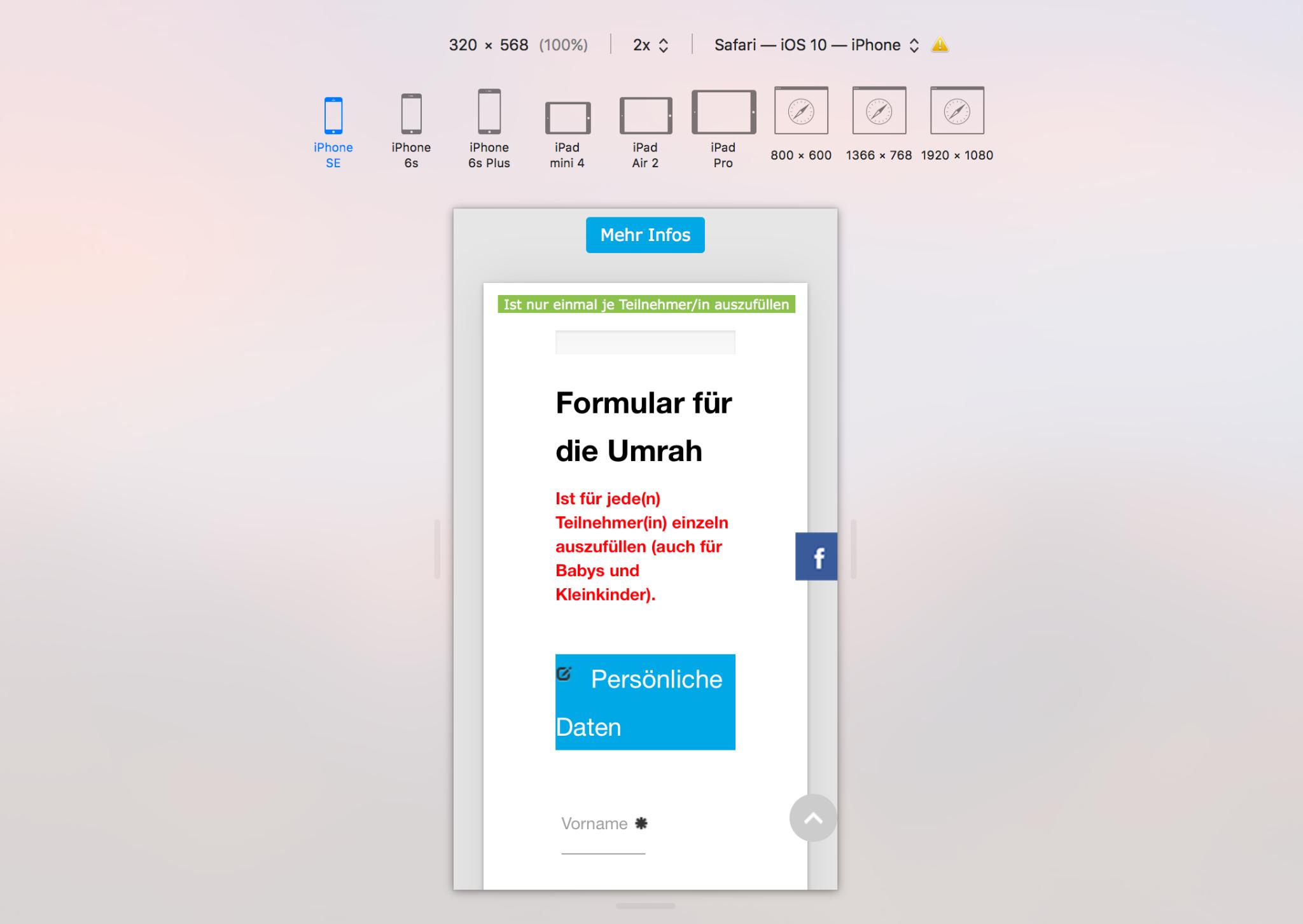 Iframe isn\'t responsive - Forums - Crosstec